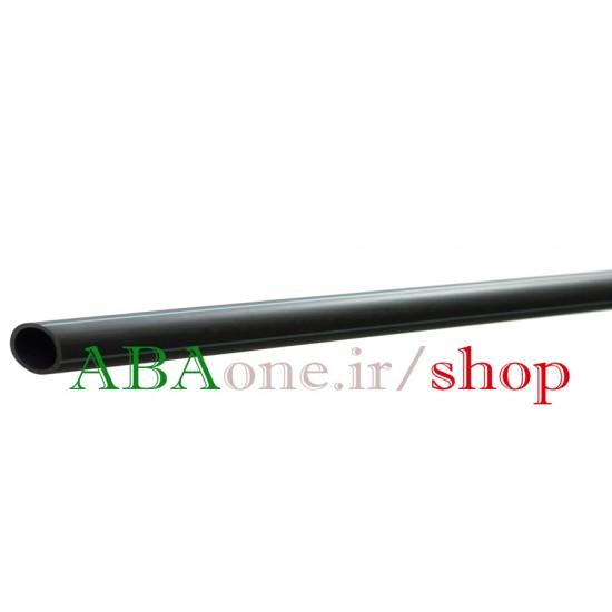 لوله پلي اتيلني PE100 قطر90 mm -ضخامت3/5-متر طول ABAone^-SDR26-(SF1/25=6/3at,SF1/6=5/0at,SF2=4)^