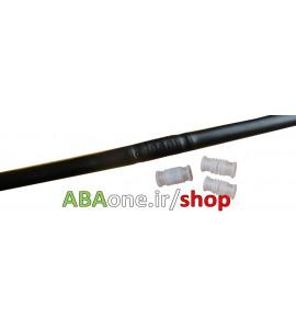 لوله پلي اتيلني نرم قطر SDR17-16mm با قطره چكان ساده-4L/h-فاصله -050cm ^