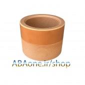 تبديل پليمري 11/2 اينچ * 2 اينچ PVC ^